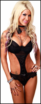 Angelina Love Announces an Amicable Release